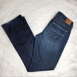 Lucky Brand Lola Boot Bootcut Jeans Size 8